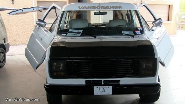 Konehead's Vanborghini