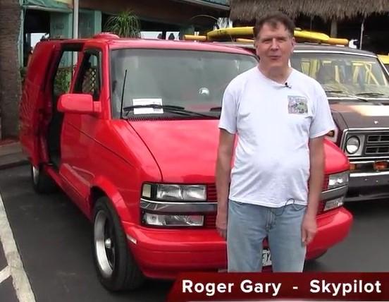 Roger Gary 1999 Chevy Van