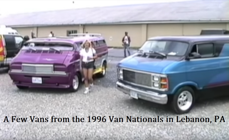 1996 Van Nationals in  PA w Jo