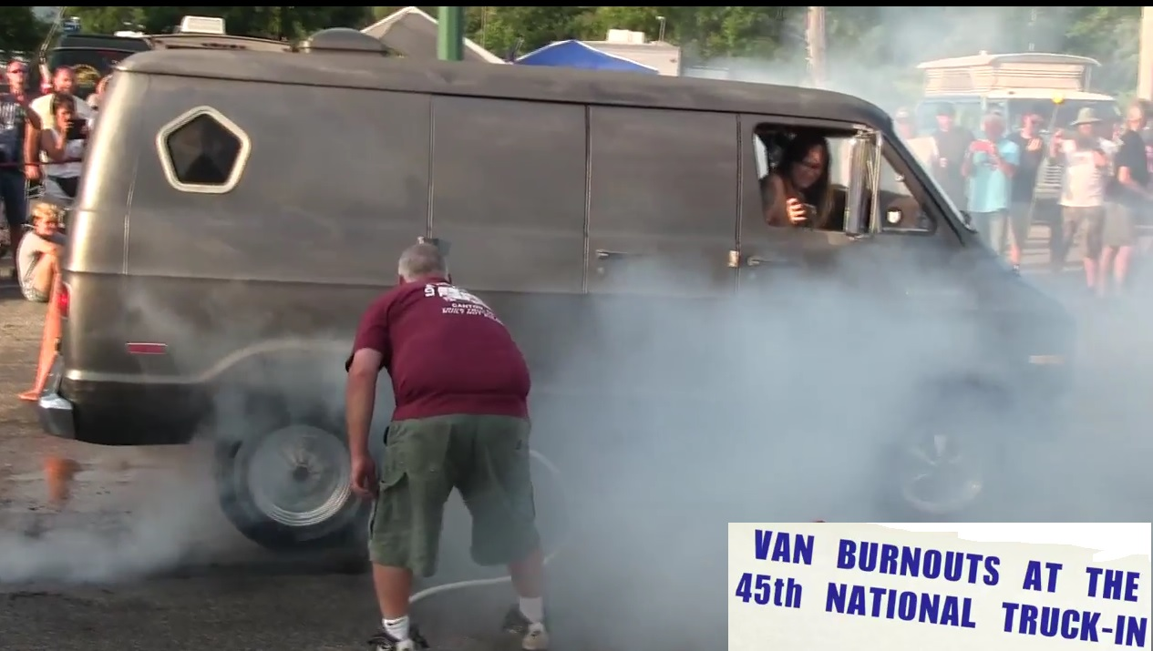 45th Nationals Burnouts