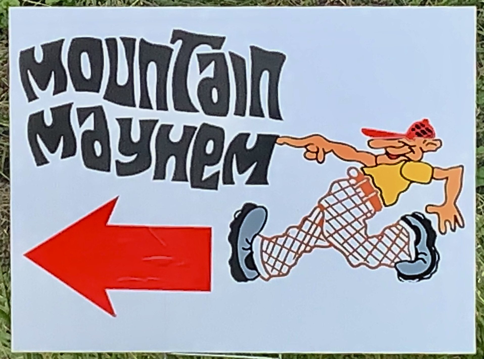 Mountain Mayhem 2020