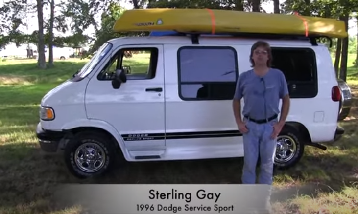 Sterling Gay's 1996 Dodge