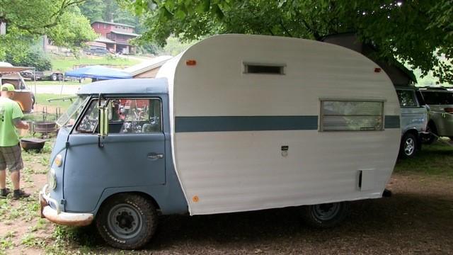 62 VW Camper