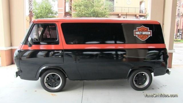 """Craig's """"Harley"""" Van"""