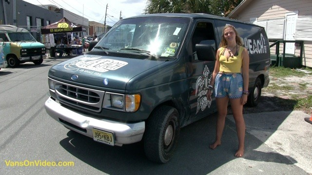 Jillian S 1997 Ford Van