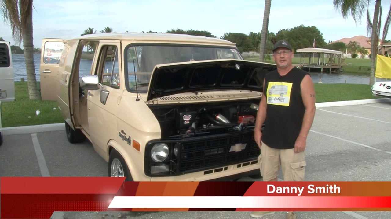 Danny Smith's1979 Chevy Van