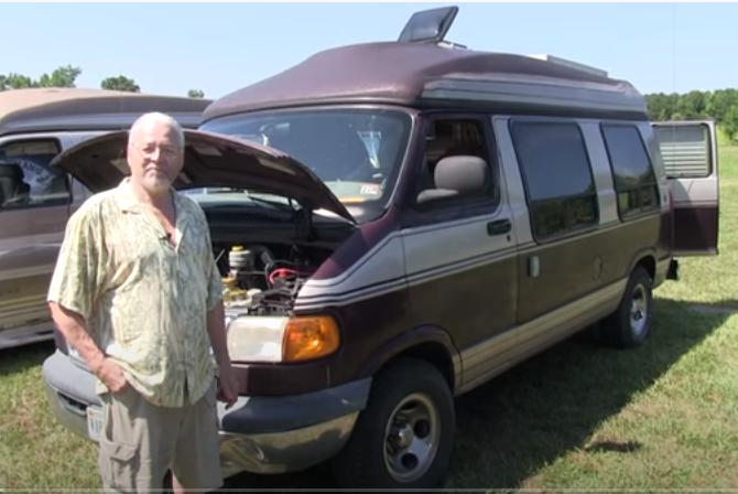 John Larue's 1999 Dodge