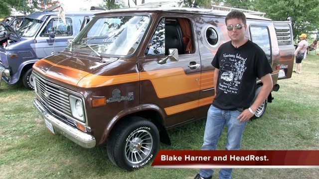 Blake Harner and HeadRest