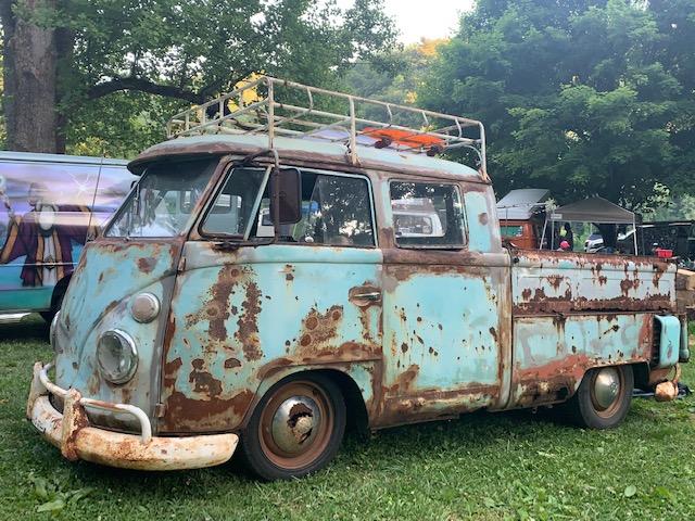 Ethan Lyle 63 VW Double Cab