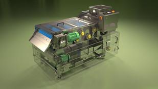 Voran Maschinen Bandpresse
