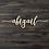 Thumbnail: Wooden Name Sign