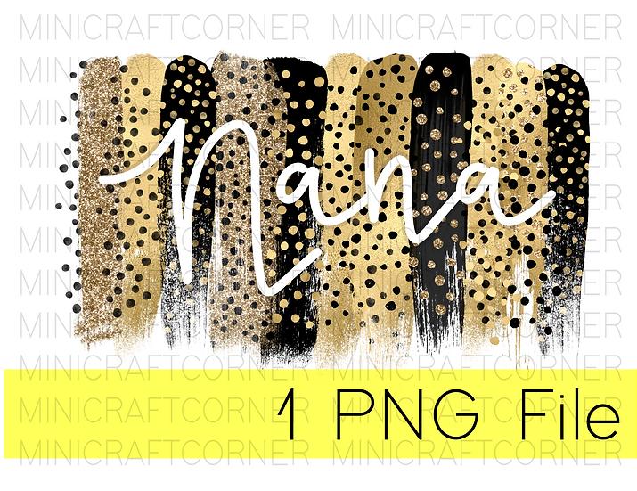PNG -Nana Cheetah Design File