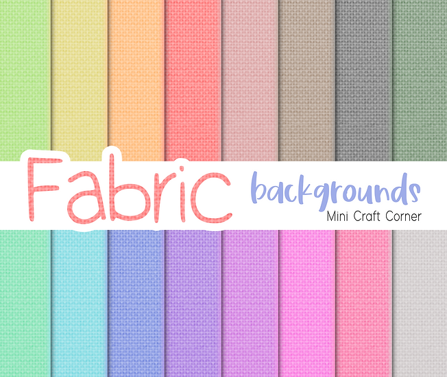 DIGITAL Fabric Papers 2