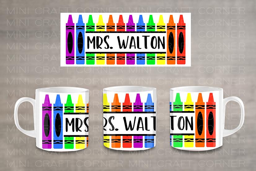 PNG -Teacher Mug Design