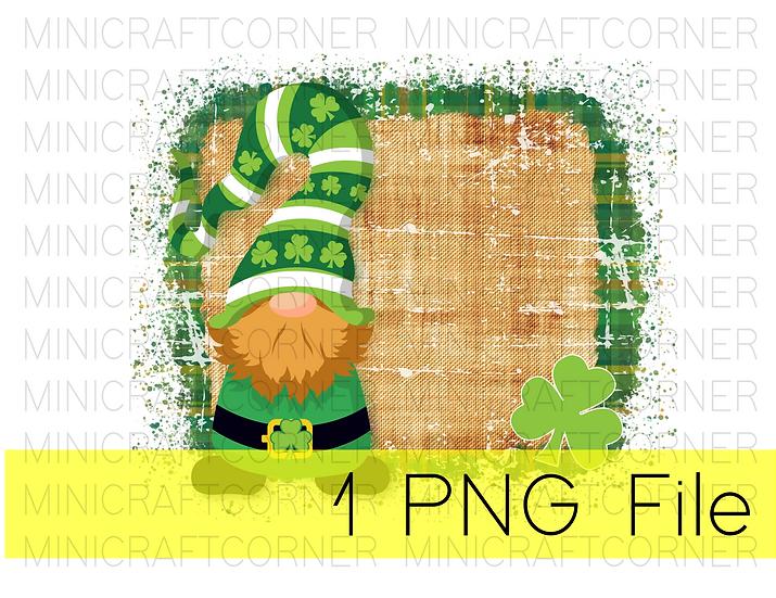 PNG -Gnome Design File