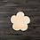 Thumbnail: Flower Wooden Cutout 2