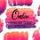 Thumbnail: DIGITAL Ombre Watercolor Paint Splotch