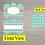 Thumbnail: DIGITAL Pink Heart Dog Tag File