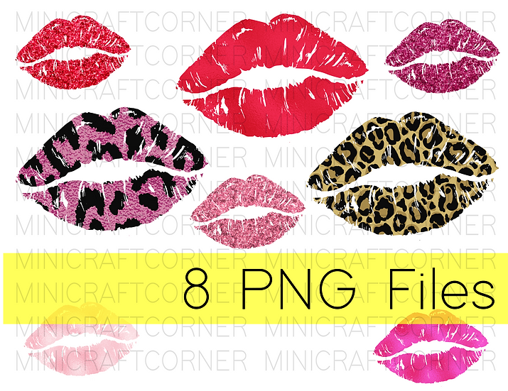 PNG -Lips Designs