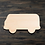 Thumbnail: VW Van 2 Wooden Cutout
