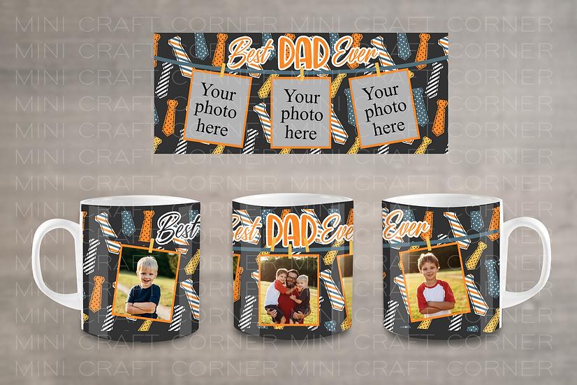 PNG - Father's Day Mug Design 2