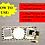 Thumbnail: DIGITAL Black and Gold Photo Mug Wrap