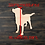 Thumbnail: Dog Wooden Cutout