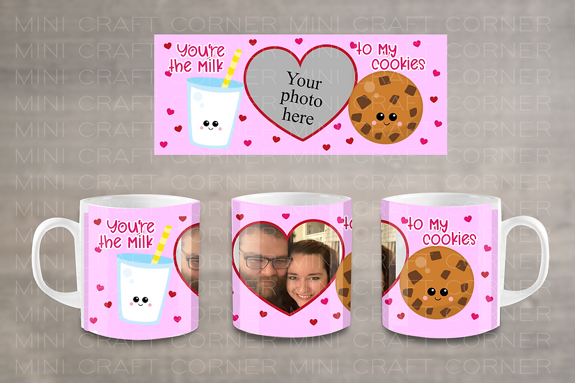 PNG - Valentine's Day Mug Design 5