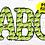 Thumbnail: DIGITAL Halloween Eyeball Letters PNG Files