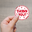 Thumbnail: PNG - Christmas Thank You Stickers