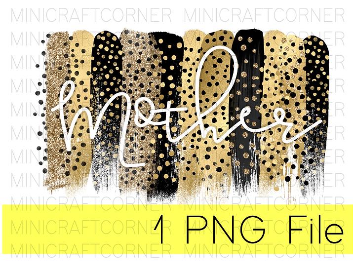PNG -Mother Cheetah Design File