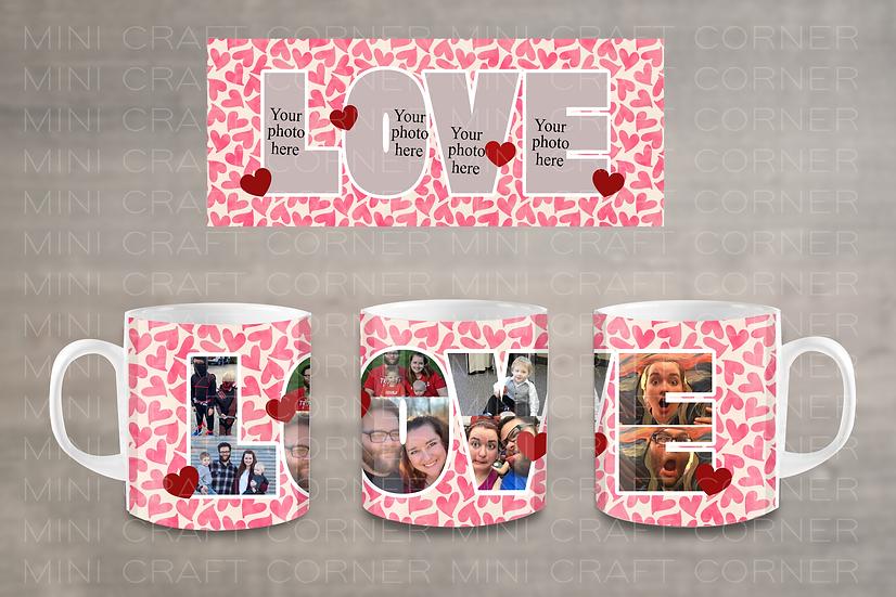 PNG - Valentine's Day Mug Design 7