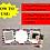 Thumbnail: DIGITAL Black and Pink Photo Mug Wrap