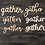 Thumbnail: Gather Wooden Cutout