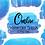 Thumbnail: DIGITAL Blue Ombre Watercolor Paint Splotch