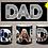 Thumbnail: DIGITAL Dad Photo Mug Wrap File