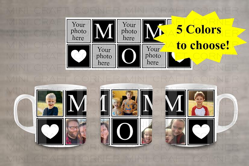 PNG - Mother's Day Mug Design