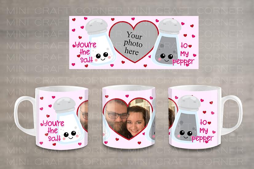 PNG - Valentine's Day Mug Design 2