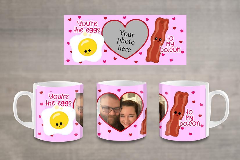 PNG - Valentine's Day Mug Design 4