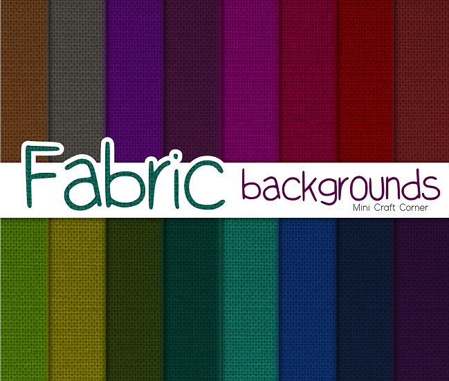 DIGITAL Fabric Papers