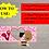 Thumbnail: DIGITAL Valentine's Photo Mug Wrap