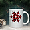 Thumbnail: PNG - Buffalo Plaid Snowflakes set of 3