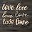 Thumbnail: Love Wooden Cutout