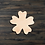 Thumbnail: Flower Wooden Cutout