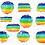 Thumbnail: DIGITAL Rainbow Ombre Watercolor Paint Splotch