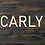 Thumbnail: Name Wooden Cutout