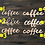 Thumbnail: Coffee Wooden Cutout