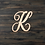 Thumbnail: Fancy Letter Wooden Cutout