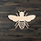 Thumbnail: copy of Bumble Bee Wooden Cutout