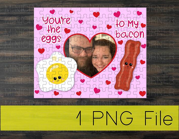 PNG - Valentine's Puzzle Design3
